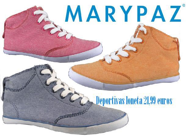 deportivas Marypaz