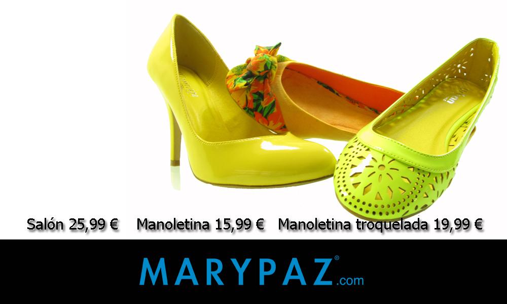 Zapatos de mujer MARYPAZ