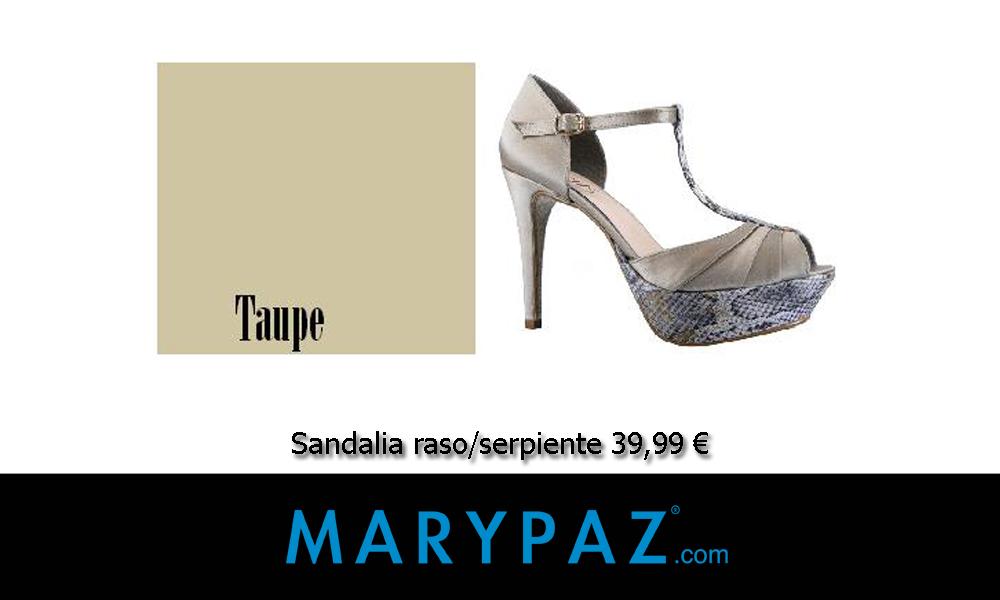 Taupe Marypaz