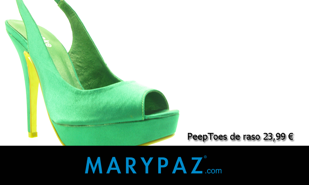 Zapatos mujer MARYPAZ