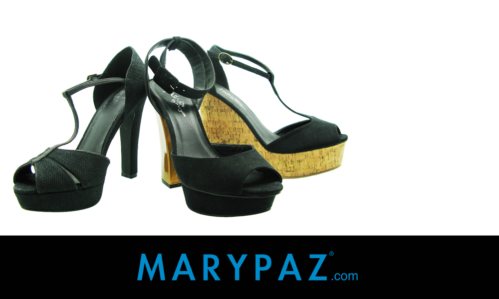 Zapatos negros MARYPAZ