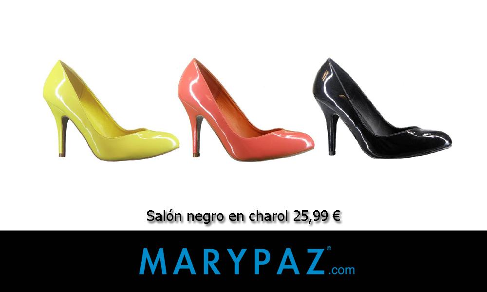 zapato de mujer MARYPAZ