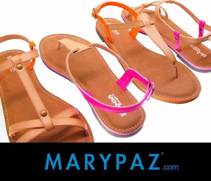 sandalias verano 2013 MARYPAZ