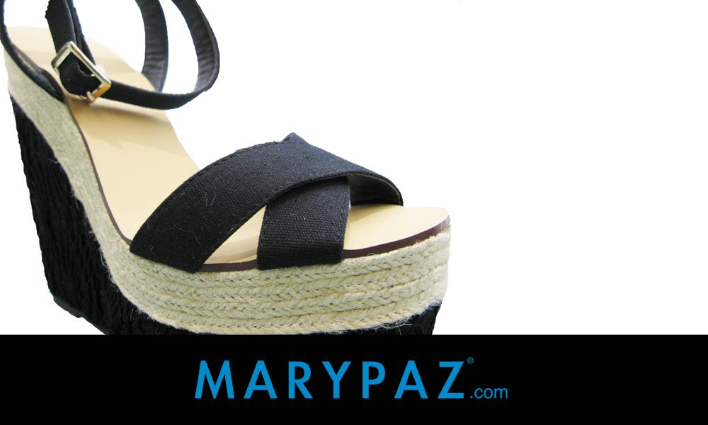 zapatos con pulsera MARYPAZ