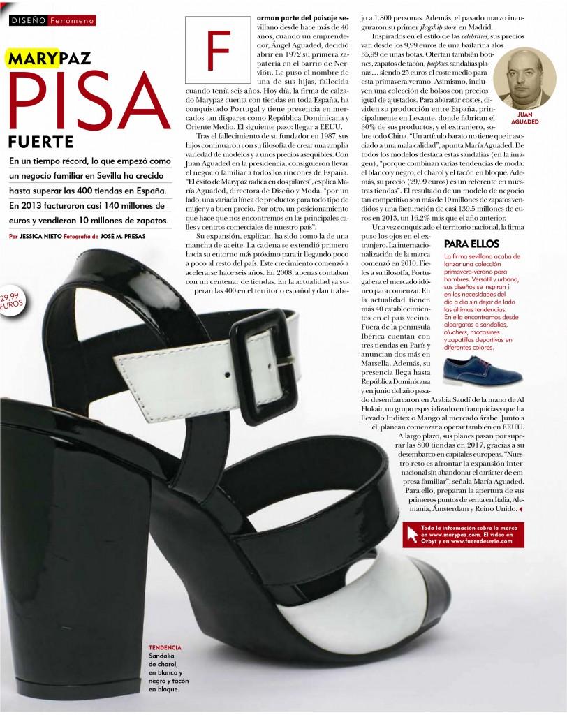 Magazine EL MUNDO FDS 20/04/2014