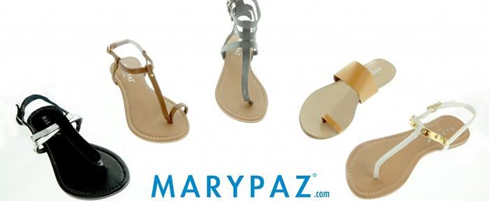 De Sandalias Blog Colección Nueva Marypaz lKcJTF13